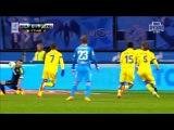 17-й тур. Зенит 0-2 Ростов